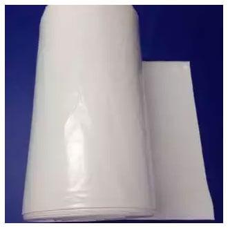 Lona plástica branca