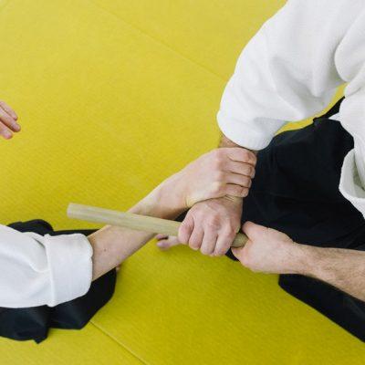 artes marciais japonesas
